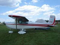 C-FWBA @ KOSH - Cessna 175 - by Mark Pasqualino