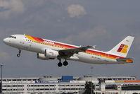 EC-KHJ @ VIE - Airbus A320-214