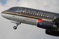 JY-AYF @ VIE - Airbus A320-232