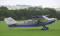 G-CBAS - Coyote II tailwheel version at Halton - by Simon Palmer