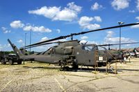 70-15993 - At the Russell Military Museum, Russell, IL - by Glenn E. Chatfield