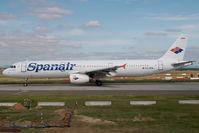 EC-HPM @ BUD - Spanair Airbus 321 - by Yakfreak - VAP