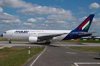 HA-LHB @ LHBP - Malev Boeing 767-200