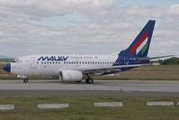 HA-LOE @ BUD - Malev Boeing 737-600