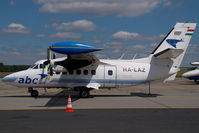 HA-LAZ @ BUD - ABC Air Let 410