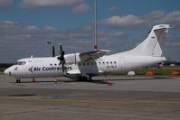 EI-SLA @ BUD - Air Contractors ATR42