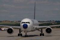 HA-LHC @ BUD - Malev Boeing 767-300