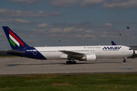 HA-LHC @ LHBP - Malev Boeing 767-300
