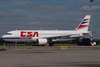 OK-MEI @ LHBP - CSA Airbus 320