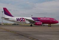 HA-LPO @ BUD - Wizzair Airbus 320