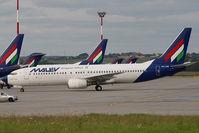 HA-LOK @ BUD - Malev Boeing 737-800