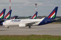 HA-LOR @ BUD - Malev Boeing 737-700