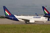 HA-LOP @ LHBP - Malev Boeing 737-700