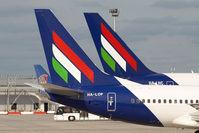 HA-LOP @ BUD - Malev Boeing 737-700