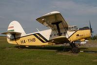 HA-YHB @ LHBS - Antonov 2