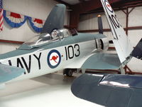 N51SF @ ADS - At Cavanaugh Museum 2007