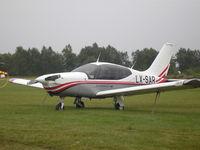 LX-SAR @ SANICOLE - Sanicole Airshow - Belgium, 20 Jul 08 - by Henk Geerlings