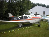 N114SL @ SANICOLE - Sanicole Airshow - Belgium , 20 Jul 08 - by Henk Geerlings