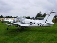 G-AZYD photo, click to enlarge