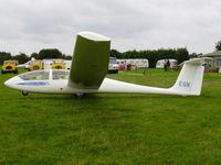 BGA2676 @ X3SI - Grob G-103 Twin II, EGN, Staffordshire Gliding Club, Seighford Airfield - by chris hall