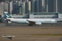 B-HLA @ VHHH - Cathay Pacific - by Michel Teiten ( www.mablehome.com )