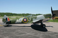 C-GVZB @ CYND - Quebec airshow weekend