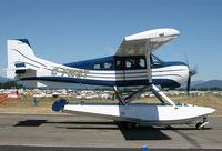 C-FWGT @ KAWO - Arlington fly in - by Nick Dean