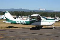 N1840Q @ KAWO - Arlington fly in