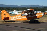 N36438 @ KAWO - Arlington fly in