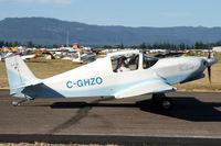C-GHZO @ KAWO - Arlington fly in - by Nick Dean