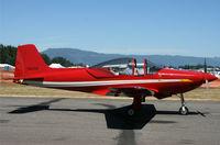 N227DT @ KAWO - Arlington fly in