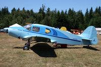 N1413B @ KAWO - Arlington fly in - by Nick Dean