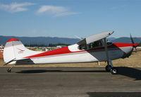 N60CH @ KAWO - Arlington fly in - by Nick Dean