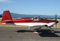 N157RV @ KAWO - Arlington fly in