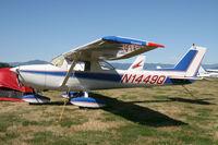 N1449Q @ KAWO - Arlington fly in - by Nick Dean