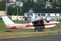 N34760 @ KAWO - Arlington fly in