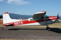 N6TK @ KAWO - Arlington fly in