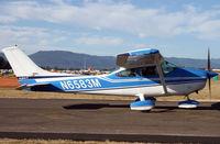 N6583M @ KAWO - Arlington fly in