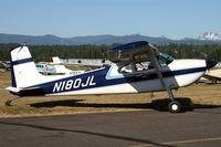 N180JL @ KAWO - Arlington fly in