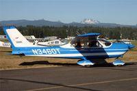 N3460T @ KAWO - Arlington fly in