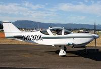 N63DK @ KAWO - Arlington fly in