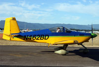 N462BD @ KAWO - Arlington fly in