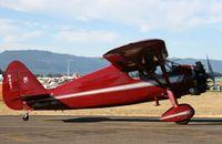 N607 @ KAWO - Arlington fly in