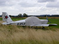 G-IFLE @ X3OT - Otherton Microlight Airfield - by chris hall