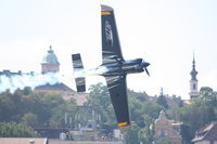 N540WC - @ Red Bull Air Race Budapest 2008