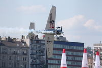 N541HA - @ Red Bull Air Race Budapest 2008