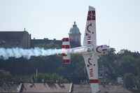 N540BW - @ Red Bull Air Race Budapest 2008