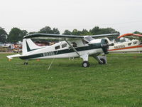 N10395 @ OSH - 1959 DeHavilland DHC-2 BEAVER, P&W R-985 450 Hp, Restricted class - by Doug Robertson