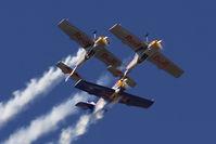 OK-XRC - Flying Bulls Aerobatics Team Zlin Z-50LX
