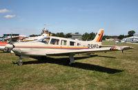 D-EHPZ @ QFB - Piper PA-32R-301 Saratoga - by J. Thoma